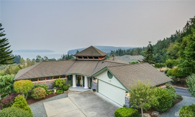 Anacortes Single Family Home Contingent: 15107 Bridgeway Dr