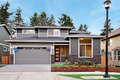 Renton Single Family Home For Sale: 4723 Smithers (Lot 1) Ave S