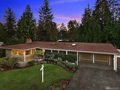 Edmonds Single Family Home For Sale: 724 14th Wy SW