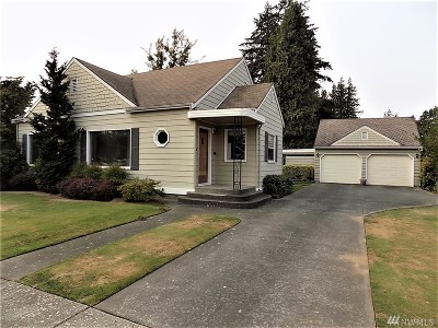 Lynden Single Family Home Sold: 1508 W Grover St