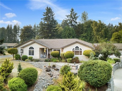 Thurston County Single Family Home For Sale: 3447 14th Ave NW