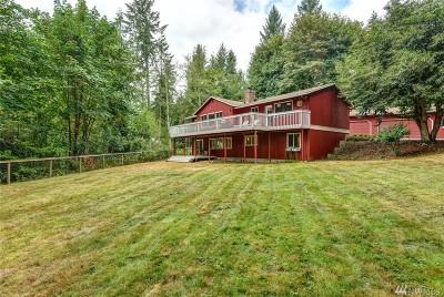 Carnation Single Family Home For Sale: 27922 NE Tolt Hill Rd