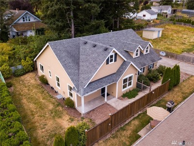 Ferndale Single Family Home Sold: 5857 Malloy Ave