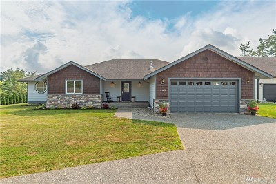 Sumas Single Family Home For Sale: 595 Arthurs Wy