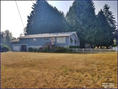 Centralia Single Family Home For Sale: 1020 SW Alder St SW