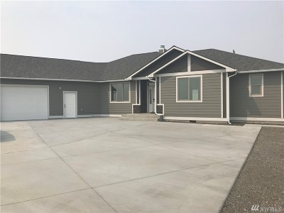 Moses Lake Single Family Home For Sale: 4391 Road 7.4 NE
