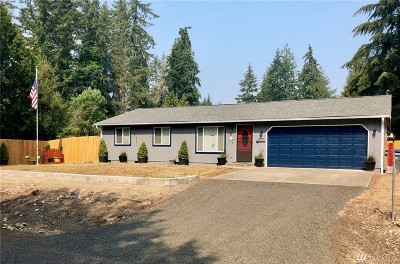 Shelton Single Family Home For Sale: 390 E Annas Wy