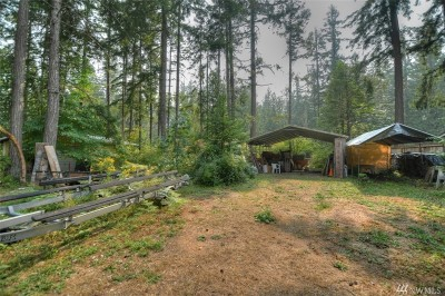 Yelm Residential Lots & Land For Sale: 18609 Tapaderos St SE