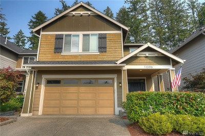 Gig Harbor Single Family Home For Sale: 11306 Borgen Lp