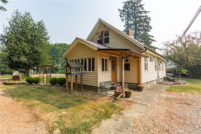 Sumas Single Family Home For Sale: 8998 N Pass Rd