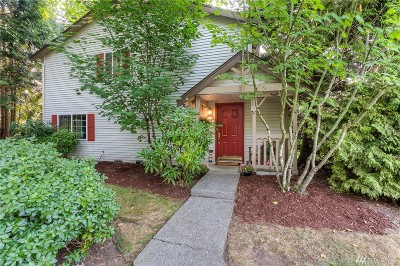 Bothell Single Family Home For Sale: 15600 116th Ave NE #L1