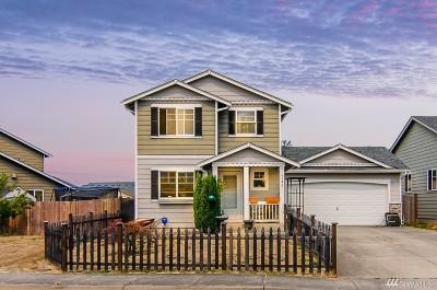 Blaine Single Family Home Sold: 7346 Halibut Dr