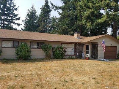 King County Single Family Home For Sale: 25421 114th Ave SE