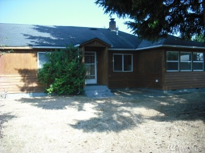Thurston County Rental For Rent: 12205 Bald Hill Rd SE