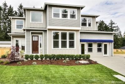 Gig Harbor Single Family Home For Sale: 3617 Fox Ct