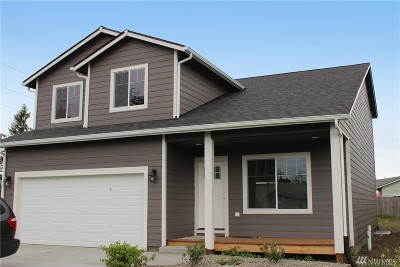 Centralia Single Family Home For Sale: 6318 201st Ave SW