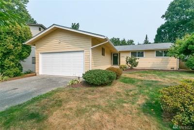 Kirkland Single Family Home For Sale: 13216 121st Ave NE