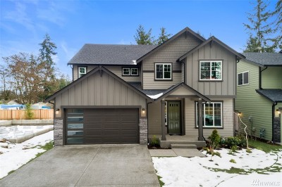 Puyallup Single Family Home For Sale: 12221 115th Ave E