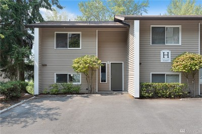 Auburn Condo/Townhouse For Sale: 31407 106th Place SE #H1