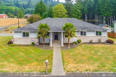 Montesano Single Family Home For Sale: 1310 Seely Ct
