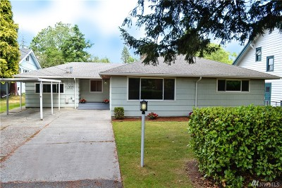 Burien Single Family Home For Sale: 14608 18th Ave SW