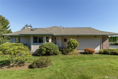 La Conner, Anacortes Single Family Home For Sale: 1802 Creekside Place