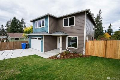 Oak Harbor WA Single Family Home For Sale: $334,000