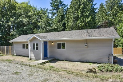 Port Orchard Single Family Home For Sale: 812 Maple Ave E