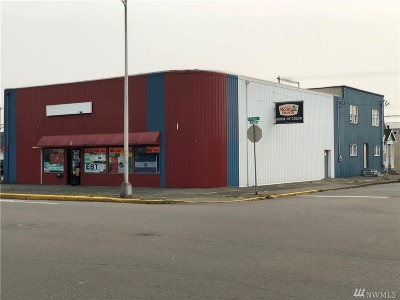 Grays Harbor County Residential Lots & Land For Sale: 417 W Market St