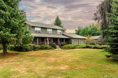 Single Family Home For Sale: 7438 Ham Rd