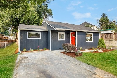 Burien Single Family Home For Sale: 650 SW 135th St