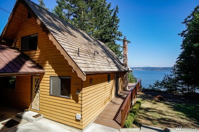Coupeville Single Family Home For Sale: 265 Harrington Rd