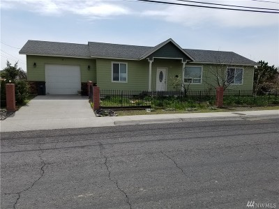 Soap Lake WA Single Family Home For Sale: $169,000