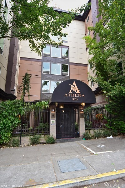 Condo/Townhouse For Sale: 323 Queen Anne Ave N # 516
