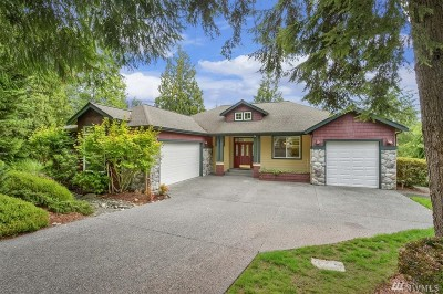 Port Ludlow WA Single Family Home For Sale: $650,000