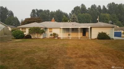 Burlington Single Family Home Sold: 18489 Andis Rd