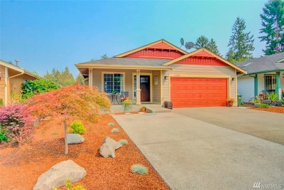 Gig Harbor Single Family Home For Sale: 5303 25th Ave NW