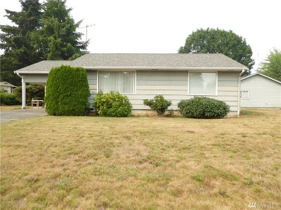 Everett Single Family Home For Sale: 9012 4th Ave W