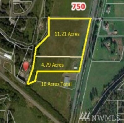 Snohomish Residential Lots & Land For Sale: 5406 S Machias Rd