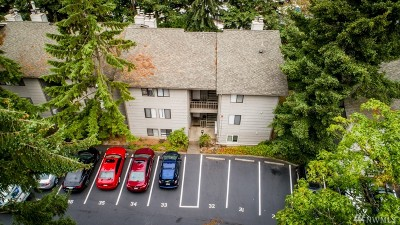 Bellevue Condo/Townhouse For Sale: 12111 Bel-Red Rd #C105