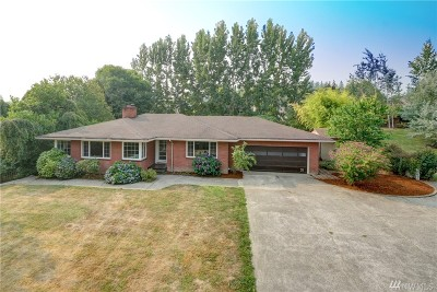Puyallup Single Family Home For Sale: 1320 23rd Ave SW