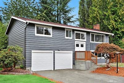 Shoreline Single Family Home For Sale: 2316 N 158th St