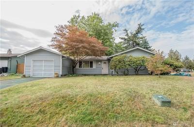 Blaine Single Family Home Pending Inspection: 605 B St
