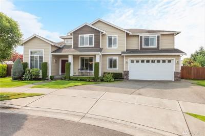 Sumner Single Family Home For Sale: 3016 145th Av Ct E