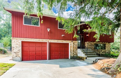 Gig Harbor Single Family Home For Sale: 4226 56th St Ct NW