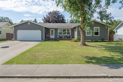 Nooksack Single Family Home Sold: 807 W First St