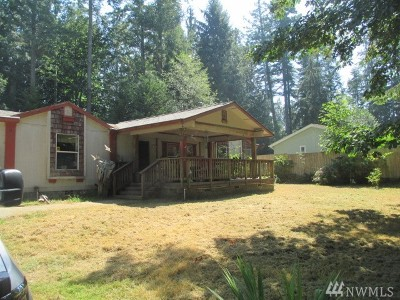 Port Ludlow WA Single Family Home For Sale: $286,500