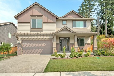 Gig Harbor Single Family Home For Sale: 10539 Sentinel Dr