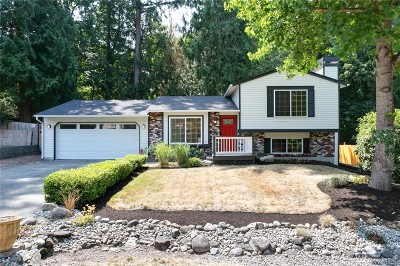 Sammamish Single Family Home For Sale: 2929 229th Place NE