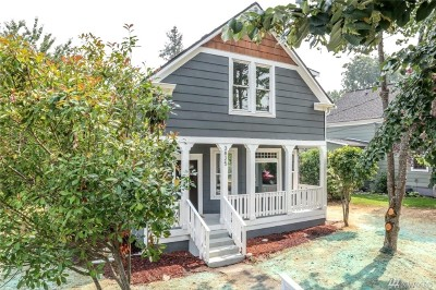 Single Family Home For Sale: 3825 N Gove St